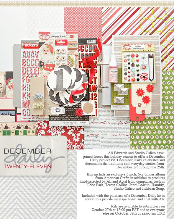 Decemberdaily
