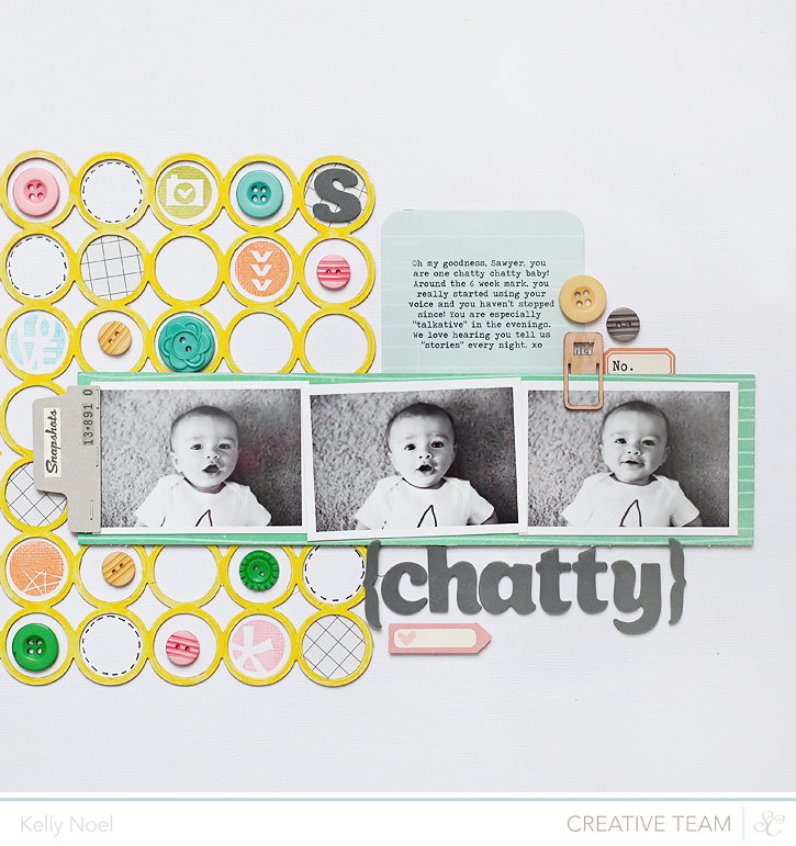 Chatty - Studio Calico Valley High Kit - Kelly Noel
