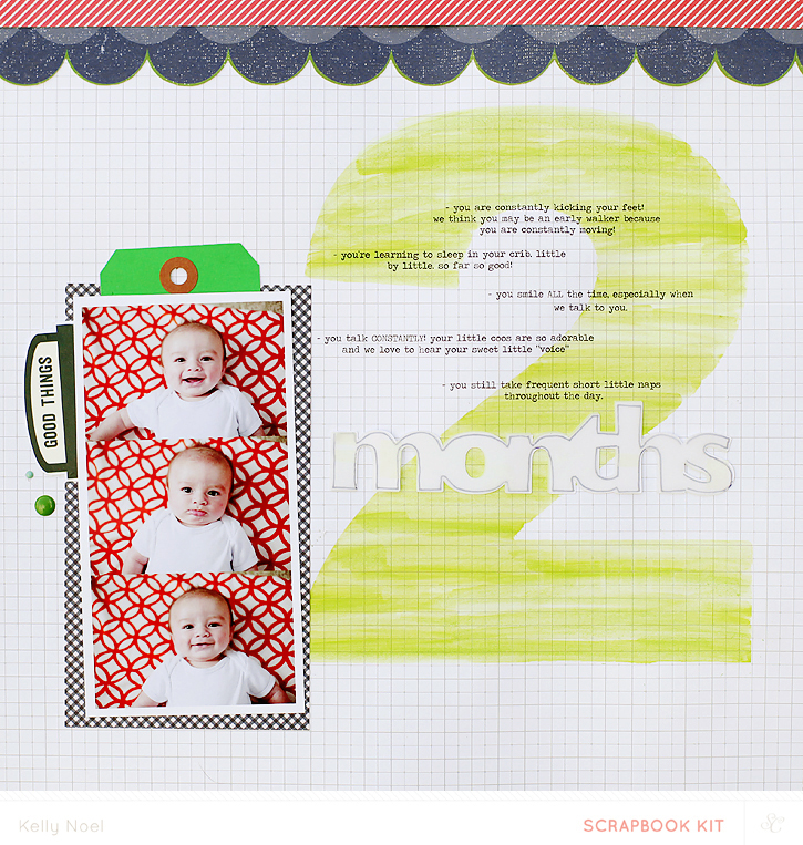2 Months - Studio Calico Office Hours Kit - Kelly Noel