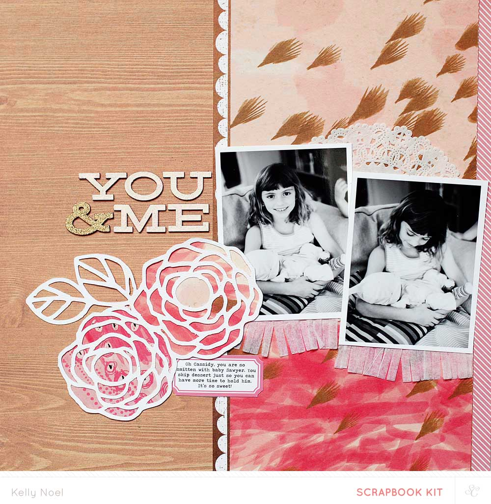 You & Me - Studio Calico Penny Arcade Kit - Kelly Noel