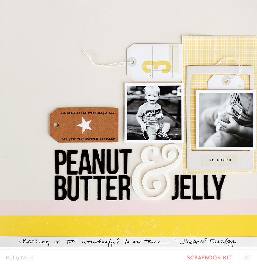 PBJ - Kelly Noel - Studio Calico Poet Society Kit