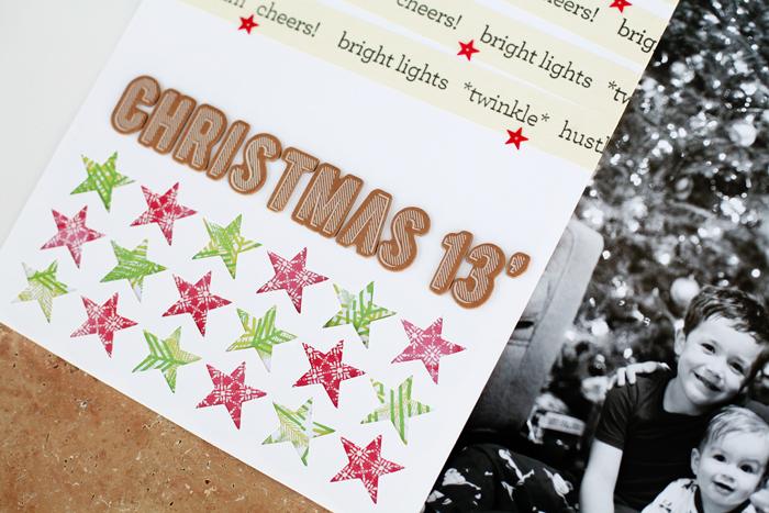 Christmas 13 detail